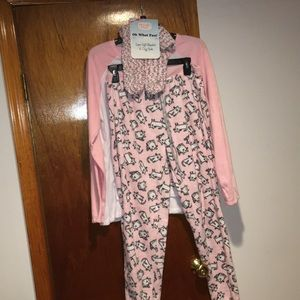 Other - Cute Soft Pajama Set!